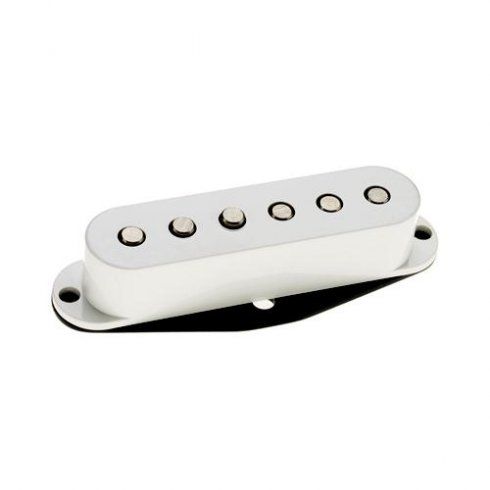 DiMarzio DP117 HS-3 Electric Guitar Humbucker Pickup, All Positions, White