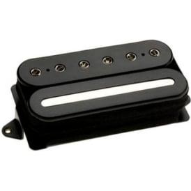 DiMarzio DP228F Crunch Lab Electric Guitar Humbucker Pickup, Bridge F-Spacing, Black