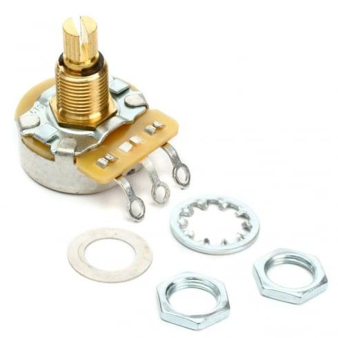 DiMarzio EP1201 500k Split-shaft Custom Taper Pot Potentiometer