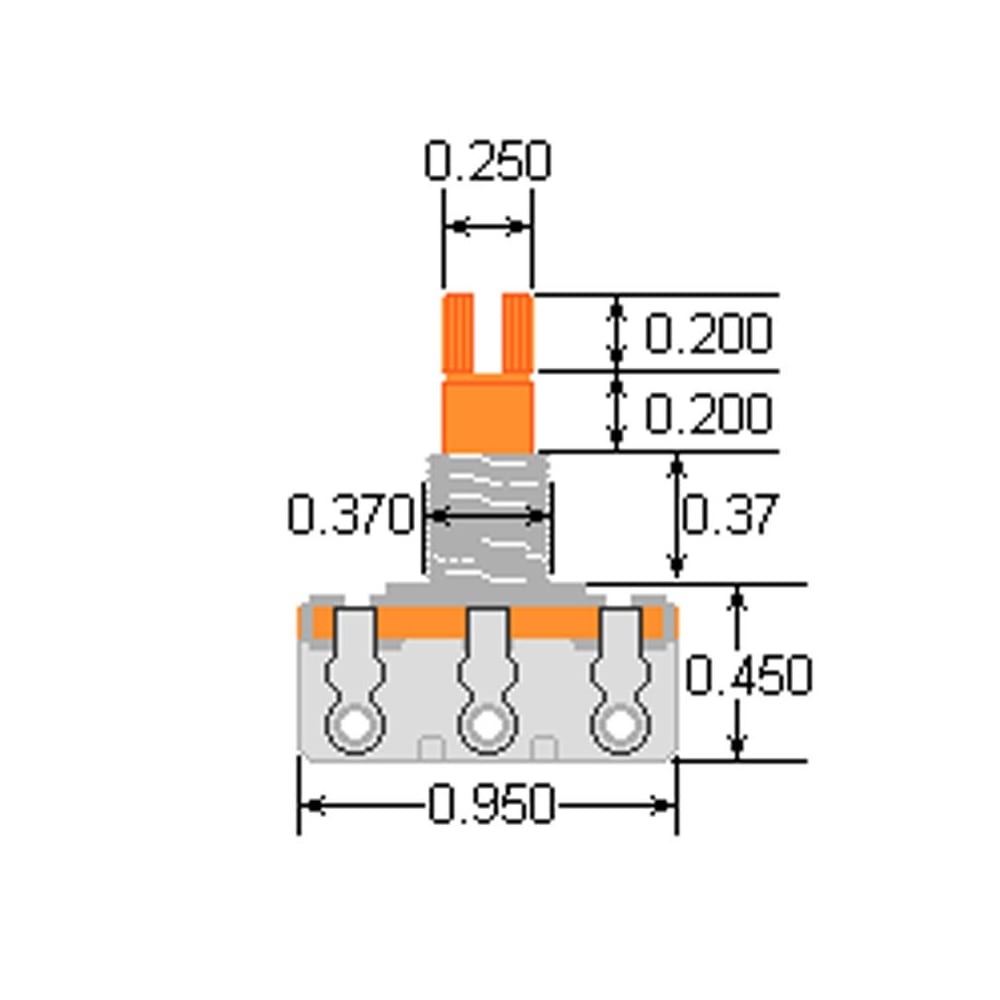 dimarzio ep1201 500k split shaft custom taper pot potentiometer p10993 18934_image wiring diagram dimarzio dp122 wiring diagram images dimarzio dp122 wiring diagram at bakdesigns.co
