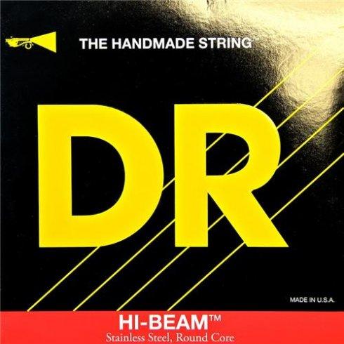 DR Handmade 4-String Hi-Beam LR-40 Stainless Steel 40-100 Long Scale Bass Guitar Strings