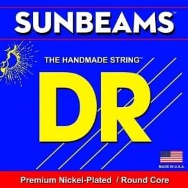 DR Handmade 4-String SunBeam Nickel Plated 45-105 Long Scale Bass Guitar Strings NMR-45