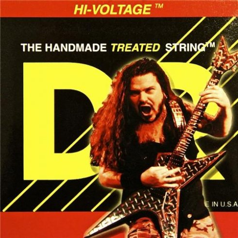 DR Handmade Dimebag Darrell Signature Hi-Voltage 11-50 Electric Guitar Strings