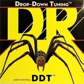 DR Handmade Drop Down Tuning 5-String Bass Guitar Strings 55-135