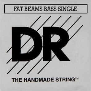DR Handmade Fat Beam Marcus Miller .080 Long Scale Bass Single String