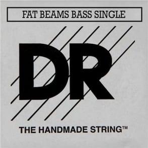 DR Handmade Fat Beam Marcus Miller .085 Long Scale Bass Single String