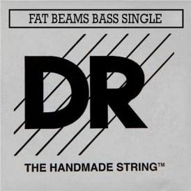 DR Handmade Fat Beam .060 Long Scale Bass Single String