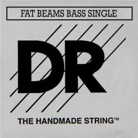DR Handmade Fat Beam Marcus Miller .080 Long Scale Bass Single String