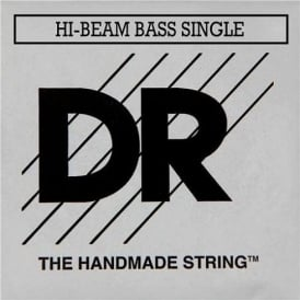 DR Handmade Hi-Beam Stainless .085 Long Scale Bass Single String