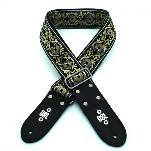 """DSL 2"""" Jacquard Series Strap - Gok Design"""