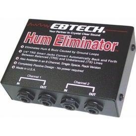 Ebtech HE2 Hum Eliminator - Completely Passive Design