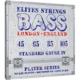 Elites Player Series 45-105 Nickel Wound Bass Strings