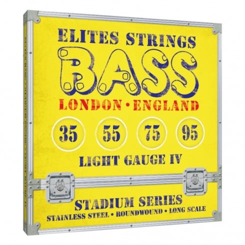 Elites Stadium Series 35-95 Stainless Steel Bass Strings