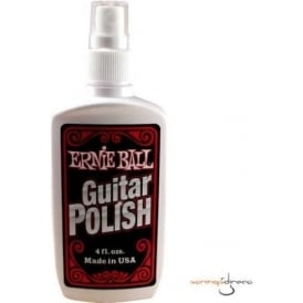 Ernie Ball 4223 Guitar Polish Spray Bottle - Shines & Protects