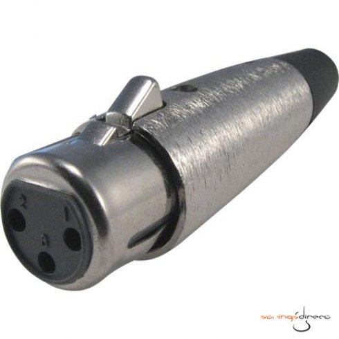 Ernie Ball 6323 Microphone Plug Female A3F