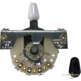 Ernie Ball 6370 Strat Selector Switch 5-Way for Electric Guitar