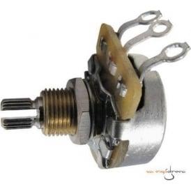 Ernie Ball 6381 Potentiometer 500K Split Shaft for Instruments