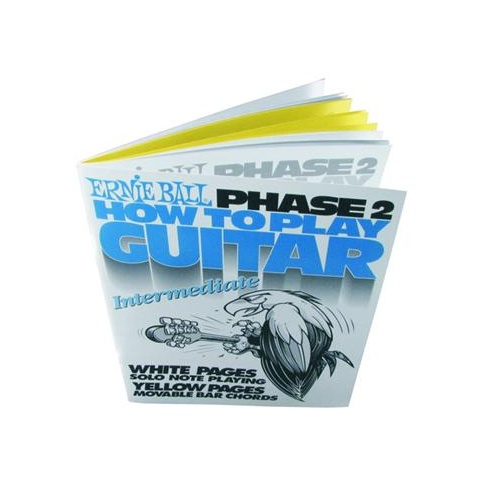 Ernie Ball 7002 Book 'How to Play Guitar' Phase 2