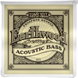 Earthwood 4-String Phosphor Bronze Acoustic Bass String 45-95 Gauge 2070