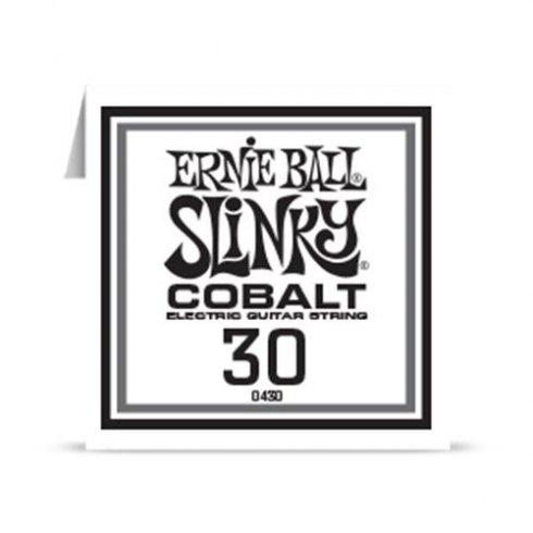 Ernie Ball Cobalt Wound Electric Guitar Single String .030