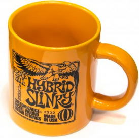Ernie Ball Hybrid Slinky Electric Guitar Strings Coffee & Tea Mug