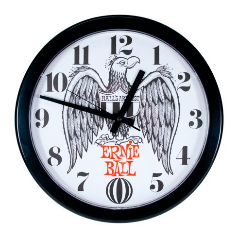 Ernie Ball Official Eagle Wall Clock