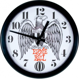 Ernie Ball Official Eagle Wall Clock