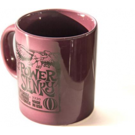 Ernie Ball Power Slinky Electric Guitar Strings Coffee & Tea Mug