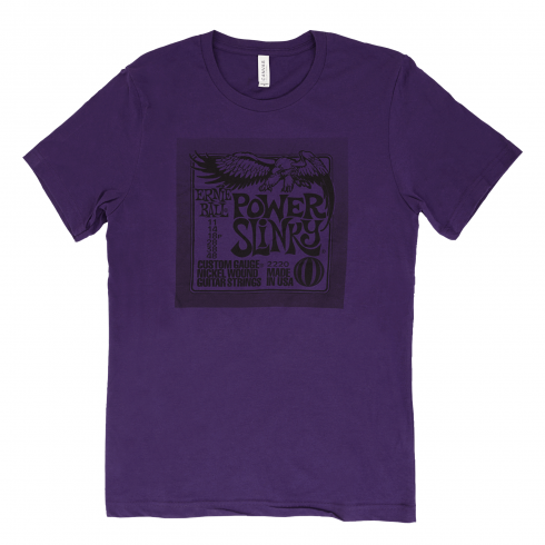 Ernie Ball Power Slinky T-Shirt