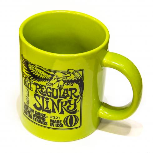Ernie Ball Regular Slinky Electric Guitar String Coffee & Tea Mug