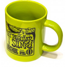 Ernie Ball Regular Slinky Electric Guitar String Coffee & Tea Mug