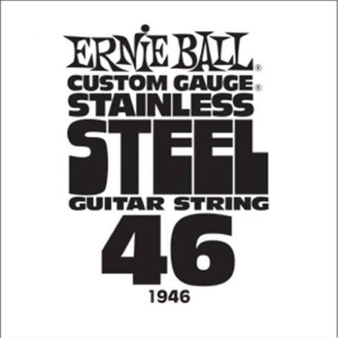 Ernie Ball Stainless Steel Single String .046