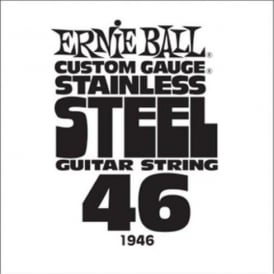 Ernie Ball Stainless Steel Single String .046