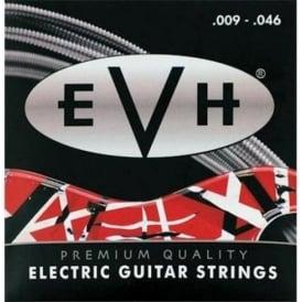 EVH Premium Electric Guitar Strings 09-46 Gauge