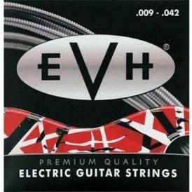 EVH Premium Nickel Electric Guitar Strings 09-42 Gauge