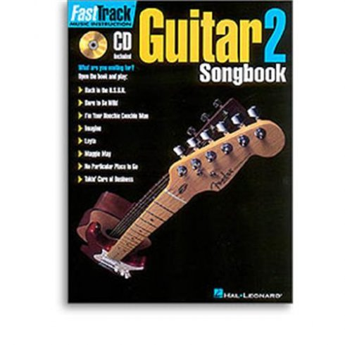 Fast Track Guitar 2: Songbook One