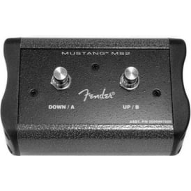 Fender 2-Button Footswitch for Mustang Amps