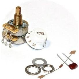 Fender 250K/1Meg Split Shaft TBX Tone Control 099-2052-000