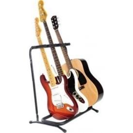 Fender 3-Way Multi Guitar Stand 099-1808-003