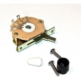 Fender 3-Way Selector Switch for Strat/Tele Electric Guitars 099-2041-000