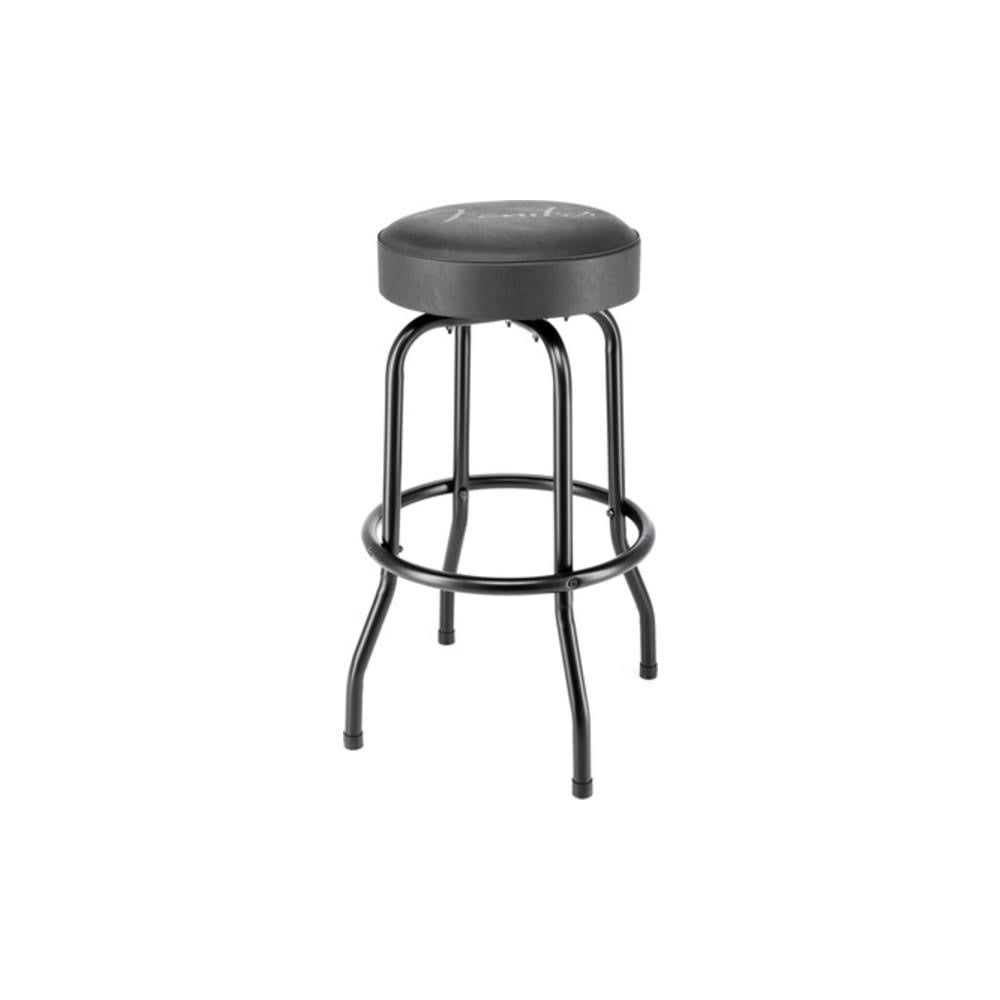 Fender 30 Bar Stool With Embossed Logo