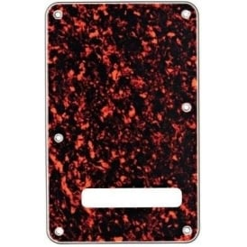 Fender 4-Ply Tortoise Shell Tremolo Backplate for Modern Stratocaster