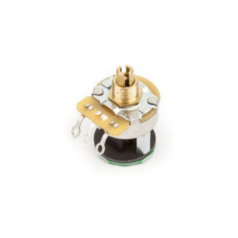 Fender 500k Split Shaft S-1™ Switch Potentiometer
