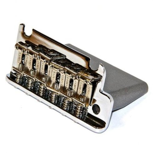 Fender American Standard Strat Guitar Bridge '08-Present, Chrome