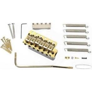 Fender Mexican Strat Vintage Chrome Tremolo Bridge Assembly