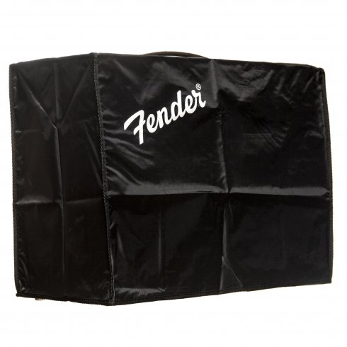 Fender Black Combo Amplifier Cover - fits '65 Deluxe Reverb or Super-Sonic 22