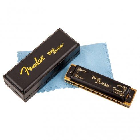 Fender Blues Deville Harmonica - Key of C 099-0702-001