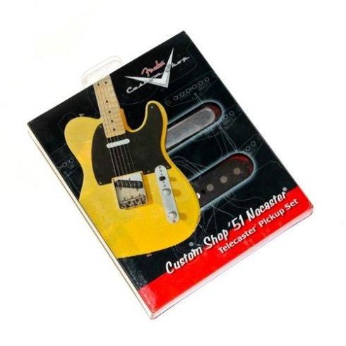 Fender Custom Shop '51 Nocaster Telecaster Pickup Set