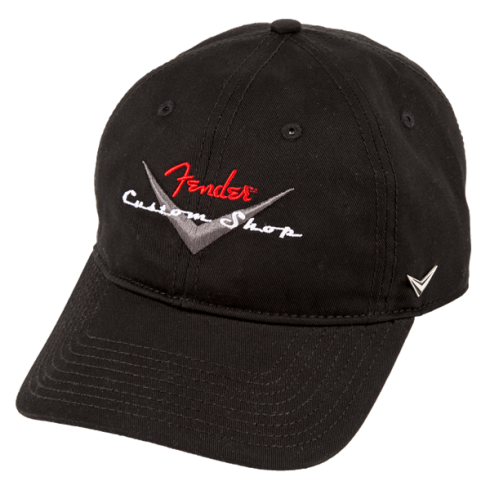 Custom Shop Black Baseball Hat