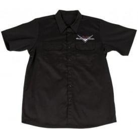 Fender Custom Shop Workshirt, Black